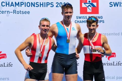 Championnats Suisse 2019 Charbonnier