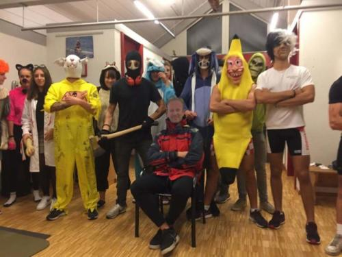 Halloween 2019 Forward Rowing Club