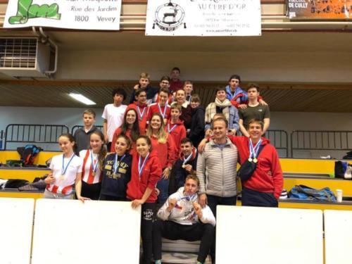 Championnats Romands Ergo 2019